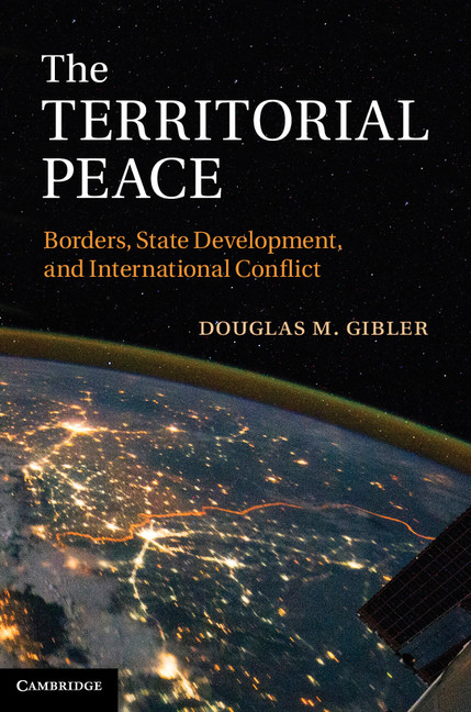Book cover The Territorial Peace